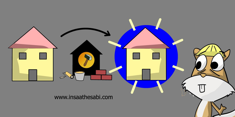 Evlerini Yenileyecek Olanlar İçin Tadilat Fikirleri