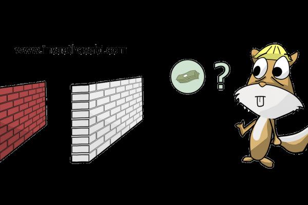 Duvar Yapımında Tuğla ve Gazbeton Kullanma Arasındaki Maliyet Farkı