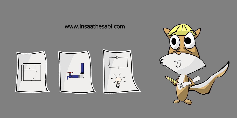 Mimari, Statik, Mekanik, Elektrik, Otopark Projesi Örnekleri