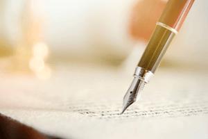 sözlü ve yazılı vasiyetname